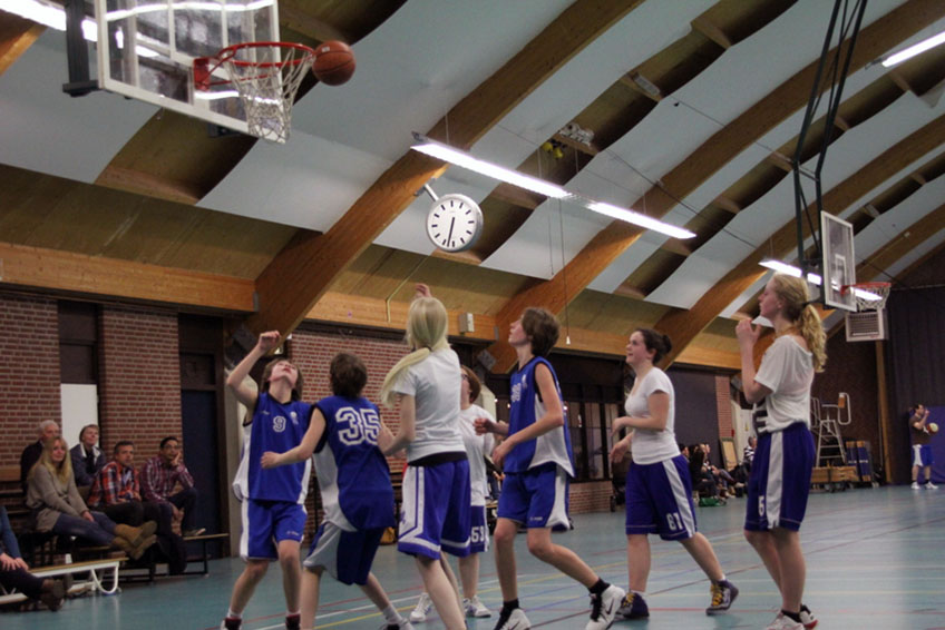 basketbaal haarlem bloemendaal