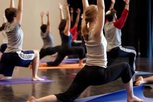 danszaal yogastudio haarlem